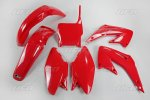 Sada plastů HOKIT103-070 HONDA CR-CRF Red